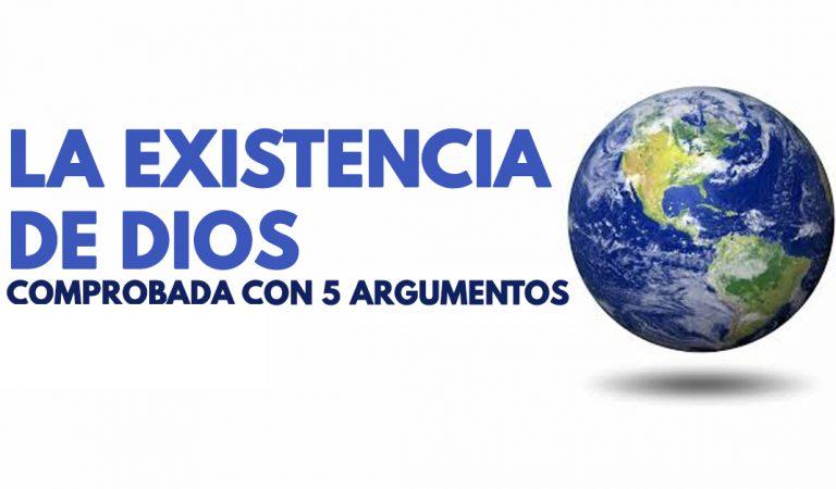 Las cinco vías de la demostración de la existencia de Dios