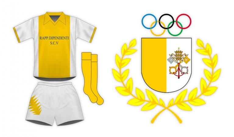 La selección de Fútbol del Vaticano