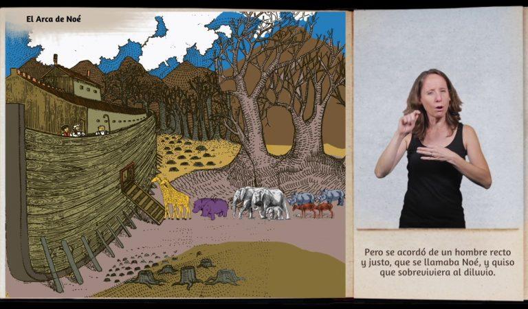 Conoce la Biblia inclusiva para niños sordos y ciegos
