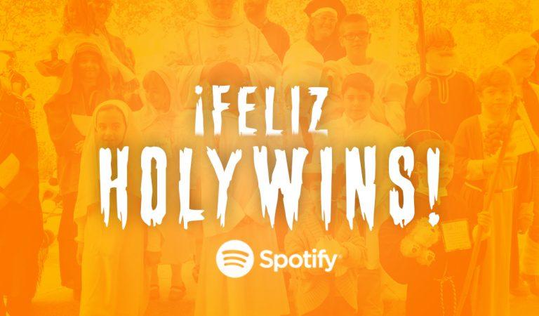 ¡Feliz HolyWins! nuestra recomendación musical para celebrar a los Santos (Spotify Playlist)