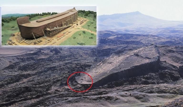La montaña sagrada de Noé – El monte Ararat