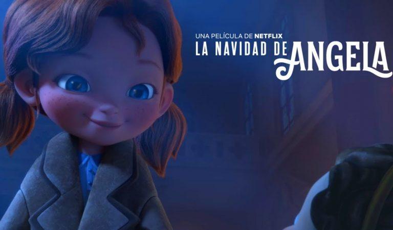 La Navidad De Ángela, una película con un mensaje que no puedes perderte esta navidad