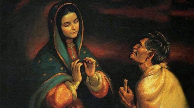 Características que hicieron Santo a Juan Diego