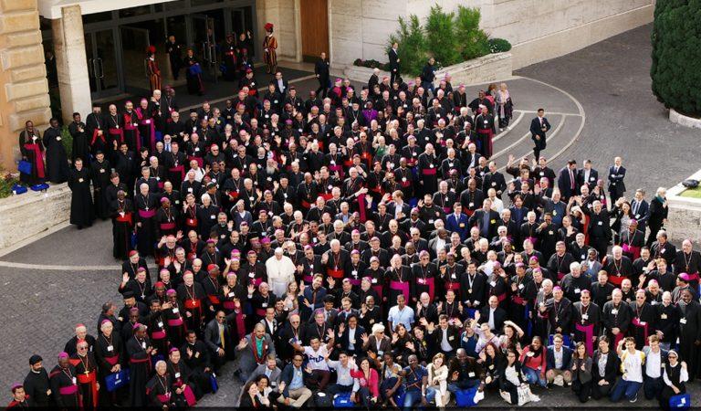 Documento final del sínodo de los Obispos sobre lo jóvenes, la fe y el discernimiento vocacional