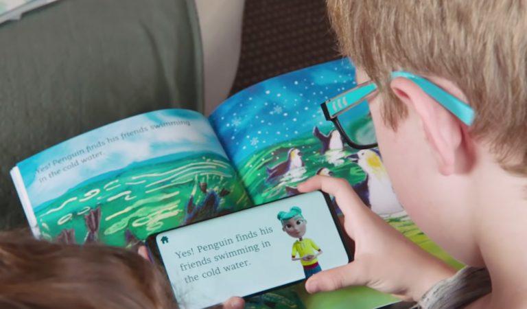 StorySign, la aplicación que enseña a sordos a leer