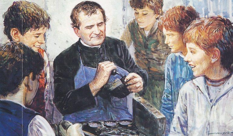 El Santo de los Jóvenes ¿qué me dice hoy?
