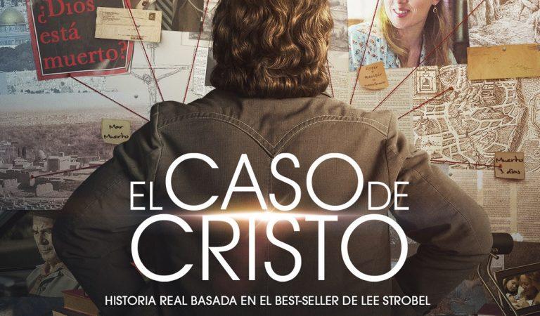 """""""El caso de Cristo"""": un film para tejer lazos cristianos"""