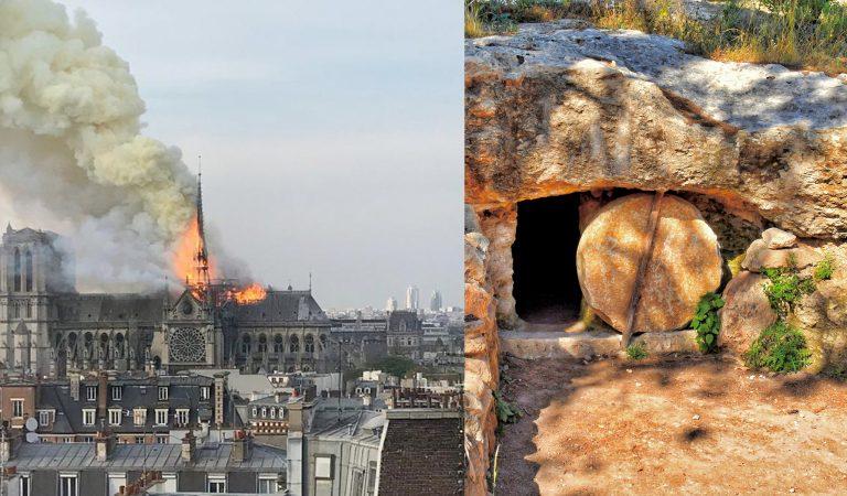 Notre Dame y la Pascua