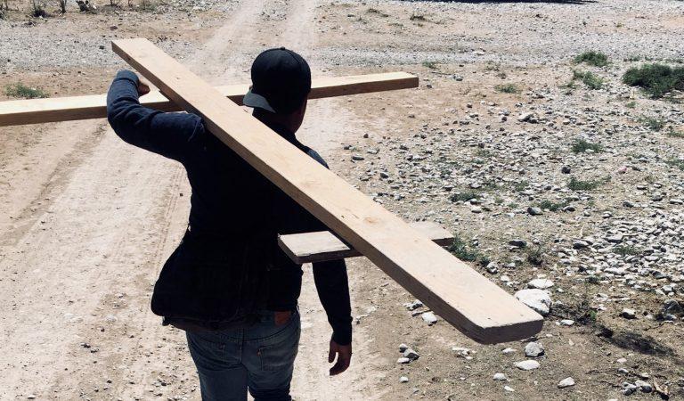 Cuando mi Cruz se vuelve pesada