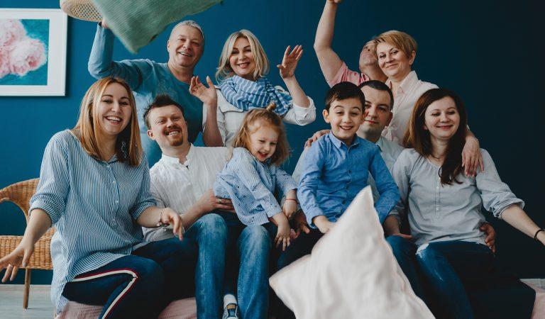 5 formas sencillas de mostrar la cristiandad en el hogar