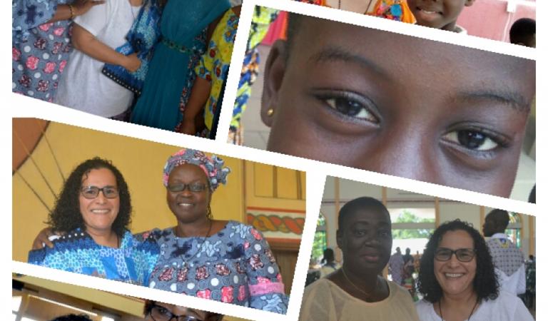 Misión… ¡pura vida! Testimonio de una misionera en África
