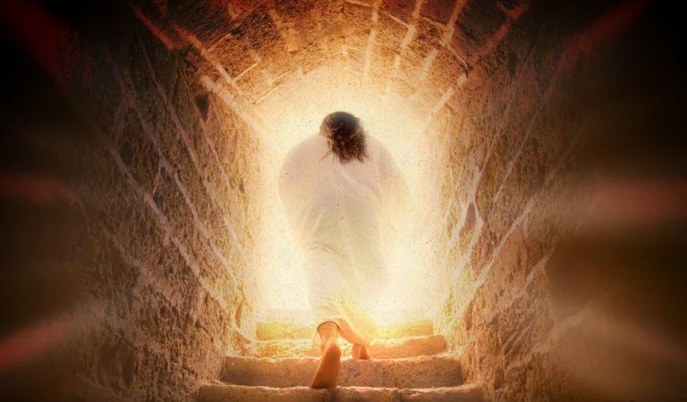 Semana Santa en Cuarentena, pero ¡Jesús ha resucitado!