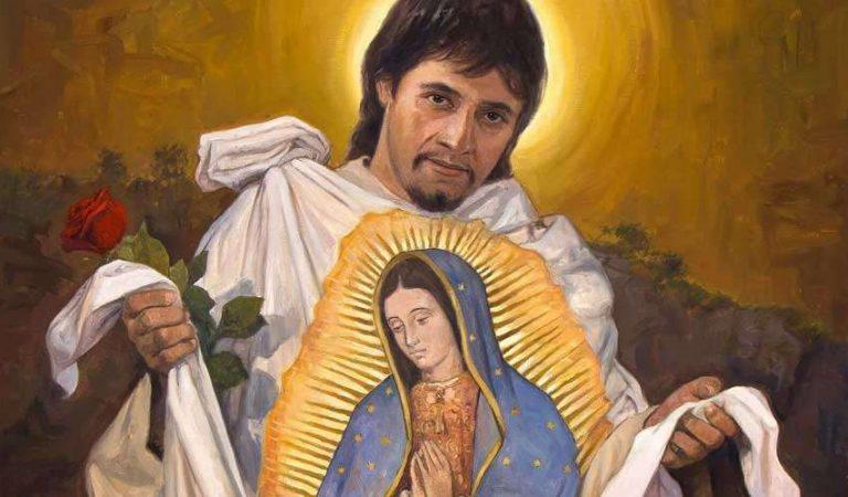 El mensaje de unidad que portó un hombre humilde en nombre de la Guadalupana
